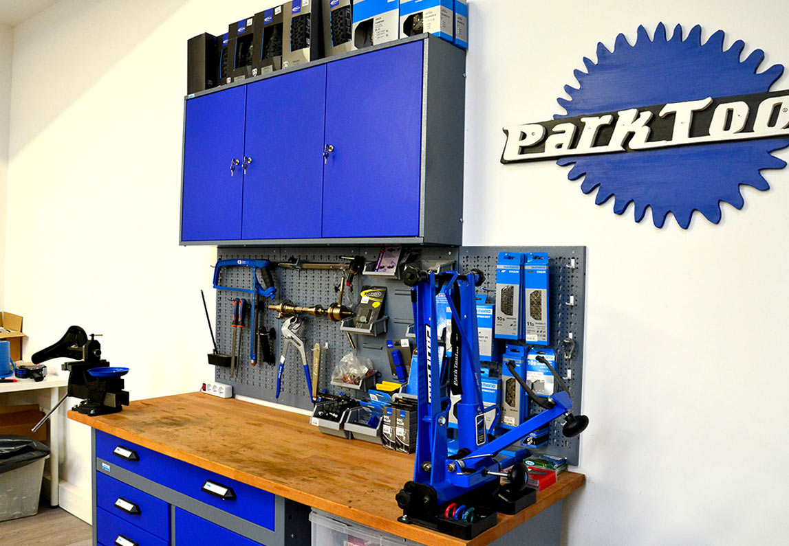 Atelier Velo Electrique